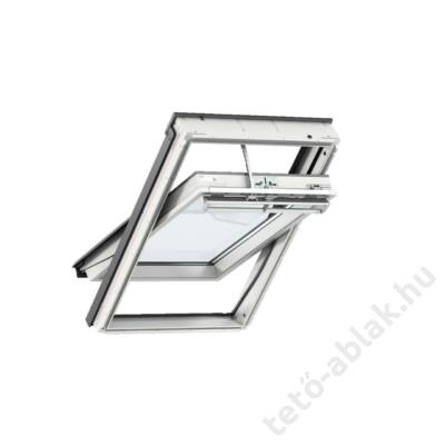 VELUX Műanyag GGU napelemes INTEGRA tetőtéri ablak 78x118cm MK06