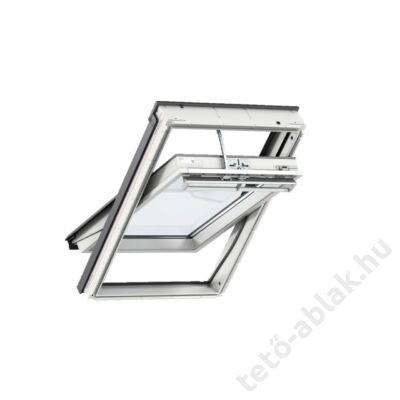 VELUX Műanyag GGU napelemes INTEGRA tetőtéri ablak 55x98cm CK04
