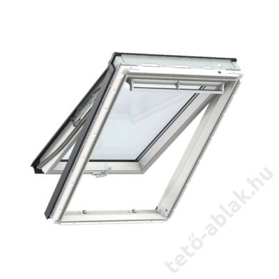 VELUX Műanyag GPU tetőtéri ablak 78x140cm MK08
