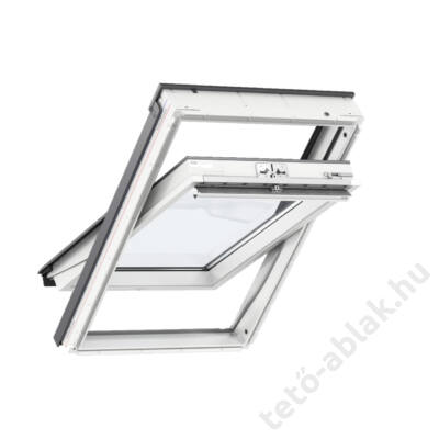 VELUX Műanyag GLU tetőtéri ablak 55x78cm CK02