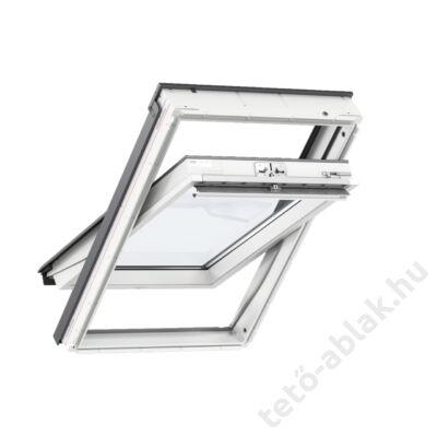 VELUX Műanyag GLU tetőtéri ablak 78x98cm MK04