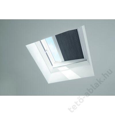 VELUX FSK napelemes dupla harmonikaroló kupolához 60x60cm 1045 Fehér