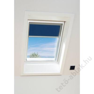 VELUX GGU napelemes tetőtéri ablak passzívházba 78x118cm MK06