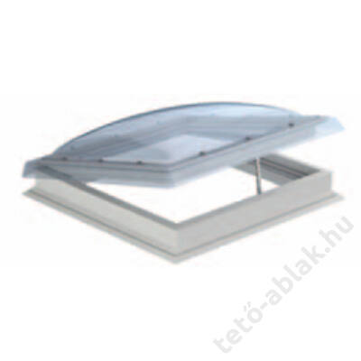 VELUX CVP+ISD elektromos víztiszta felülvilágító kupola csomag 100x150cm