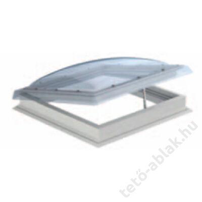 VELUX CVP+ISD hajtókaros víztiszta felülvilágító kupola csomag 90x90cm