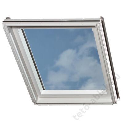 VELUX Műanyag GIU fix tetőtéri ablak 78x92cm MK34