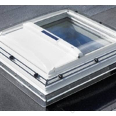 VELUX MSG külső hővédő roló kupolára 60x60cm 6090 Fehér