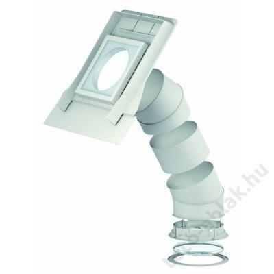 VELUX TLR 014 merev csöves fénycsatorna sík tetőfedő anyaghoz